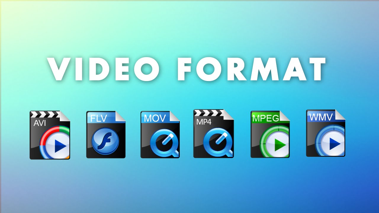 Why is to encode the video formats  important?