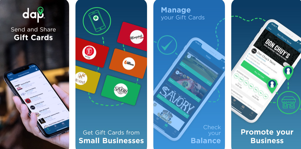 Dapit makes it easy to buy, sell & manage your gift cards