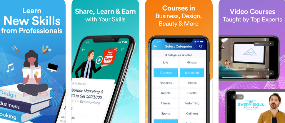 Learn new skills the smart way with Skills Co.