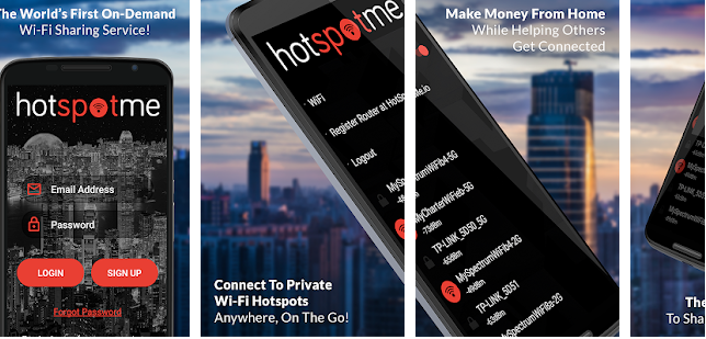 HotSpotMe takes 'making money online' to a whole new level