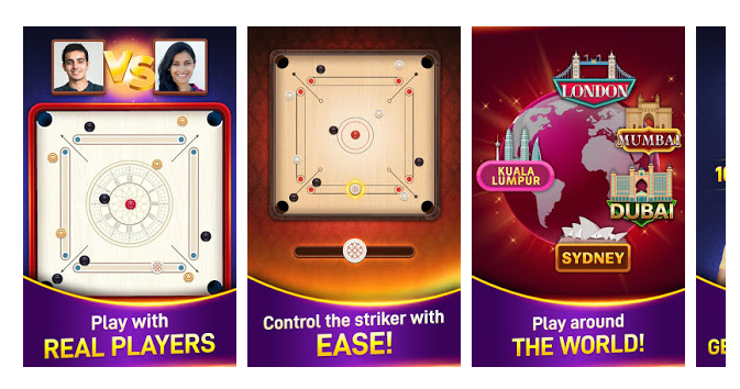 Carrom Stars: The Traditional Game of Carrom Redefined for Mobiles