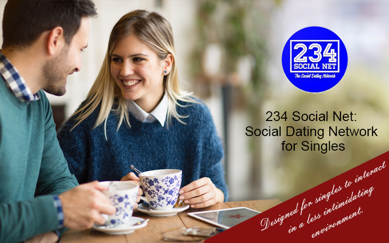 234 SOCIAL NET DATING APP- FIND THE RIGHT ONE TO DATE!