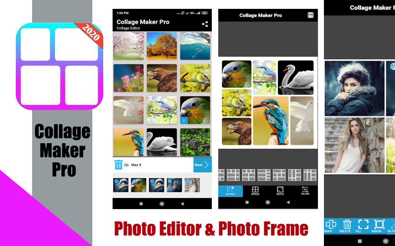 Collage Maker Pro: Photo Editor & Photo Frame