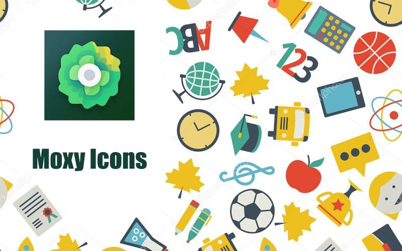Moxy Icons