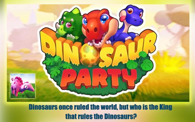 Dinosaur Party: Happy Dinosaurs 2