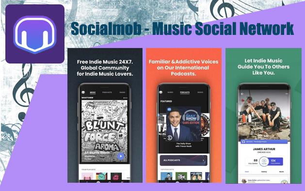 Socialmob – Music Social Network
