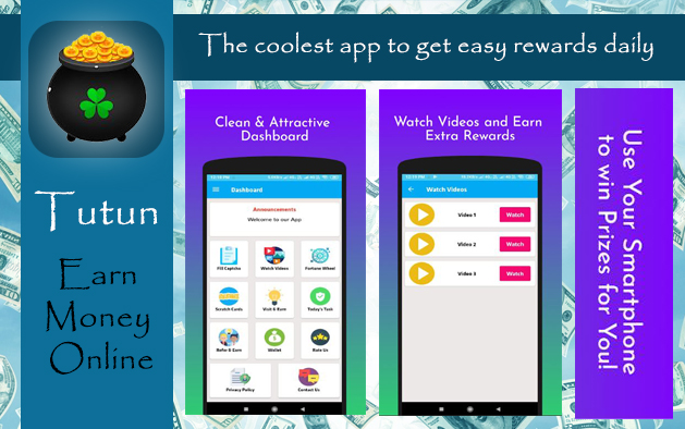 Tutun- Earn Money Online