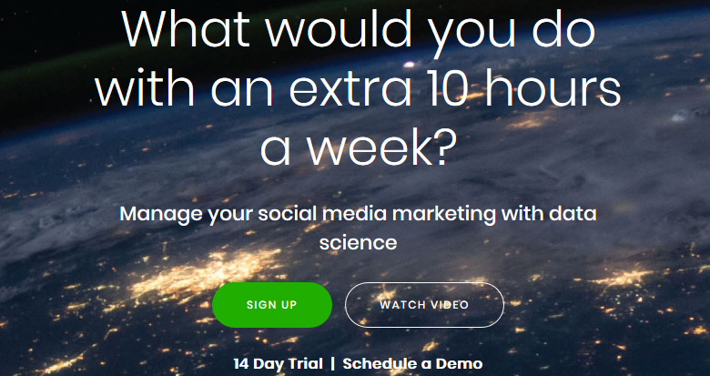 Woofy – All Your Social Media Marketing Under One Roof