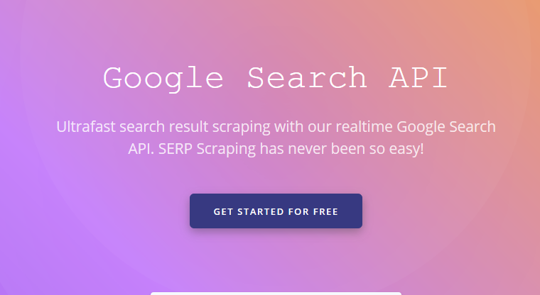 Serpproxy – The Most Reliable and Fastest Search Results Scraper