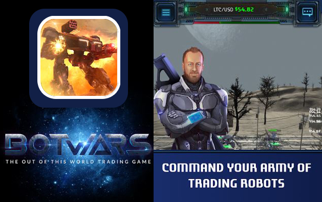 Botwars™ Learn. Trade. Win.