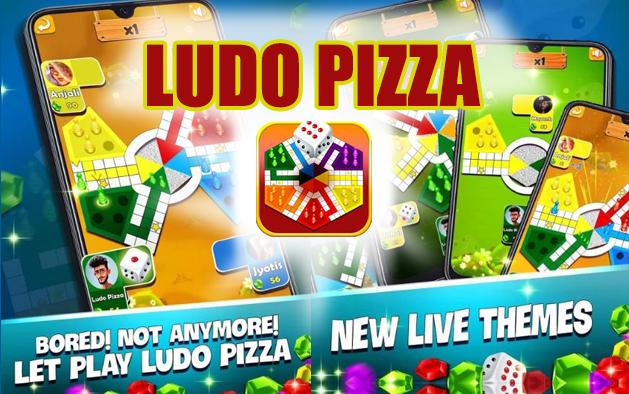 Ludo Pizza – Ludo Dice Game – Ludo Free Game