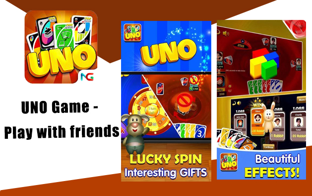 UNO – Play with friends