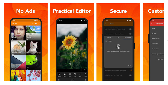 Simple Gallery Pro – The Best Photo Manager & Editor App