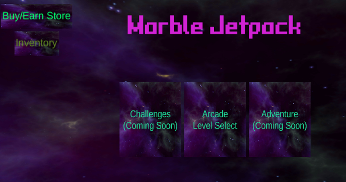 Blast Your Way through the Sky with Marble Jetpack Adventure