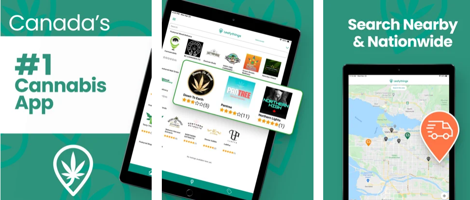 Leafythings is the #1 source for all things cannabis in Canada.