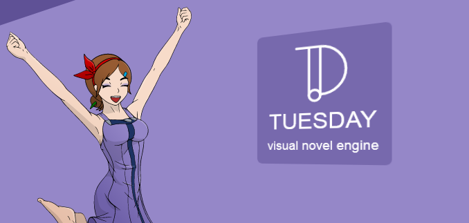 Bring Your Stories to Life with the Tuesday Visual Novel Engine